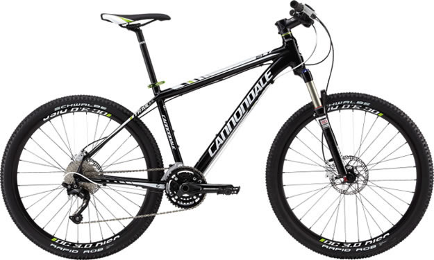 Image of Cannondale Trail SL 29er Mountain Bike