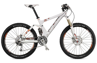 Scott Contessa Genius 2011 Womens Mountain Bike