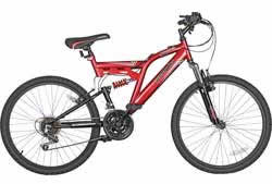 Win a Muddyfox Stomp Mountain Bike