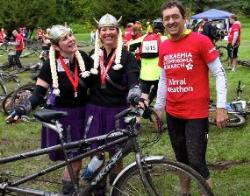 Cycle Clothing - Wirral Bikeathon Style