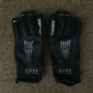 Gore Bike Wear Xenon 2.0 Windstopper Soft Shell Gloves