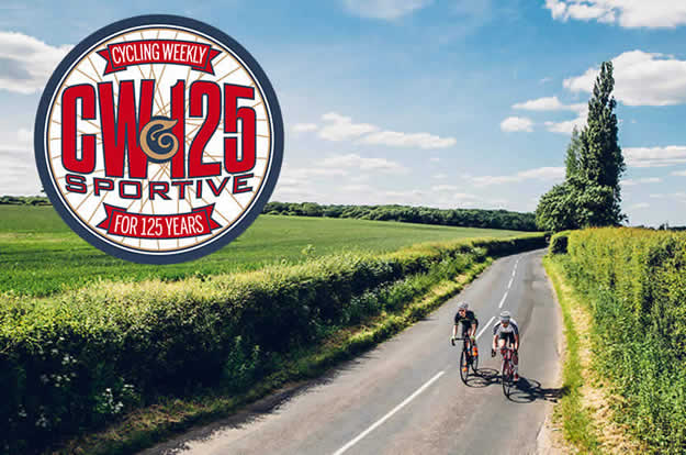 CW125 Sportive Cycling Weekly Event