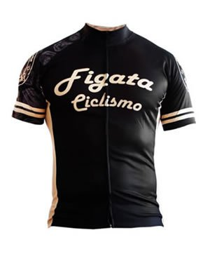 Figata Ciclismo Short-Sleeve Jersey for Men