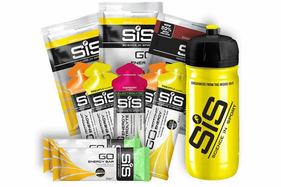 Guide to Energy Drinks, Gels and Foods for Cycling
