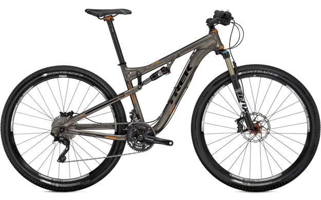 Image of Trek Superfly 100 AL Mountain Bike
