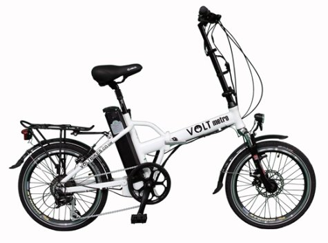 The Metro Electric Bike from Volt