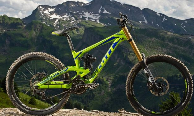 Scott Gambler Mountain Bikes Review