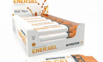 Review: MyProtein Ener:Gel