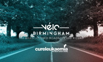Birmingham Sportive Goes Crash, Bang, Wallop