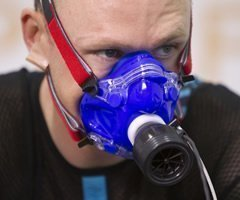 Chris Froome VO2 Max Test
