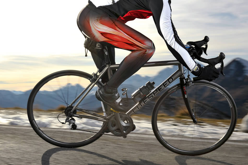 What Causes Leg Cramps in Cyclists?