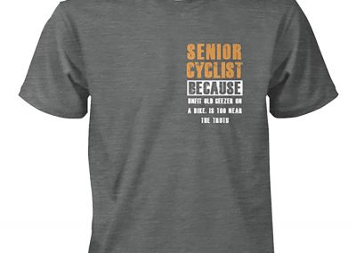 stuff-with-style-t-shirt-senior-cyclist