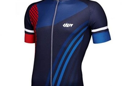 JAW Gallop Mens Jersey in Blue