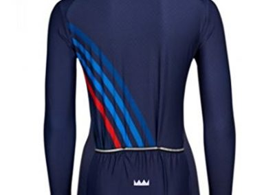 JAW Gallop Womens Jersey in Blue