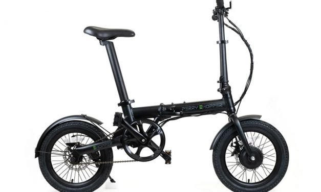 Perry eHopper Folding Electric Bike Review
