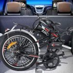 Ancheer Folding Electric Bike Review