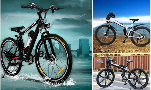 Oppikle Electric Mountain Bike Review
