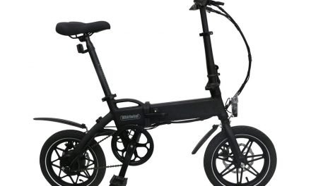 Whirlwind C4 Folding Electric Bike Review